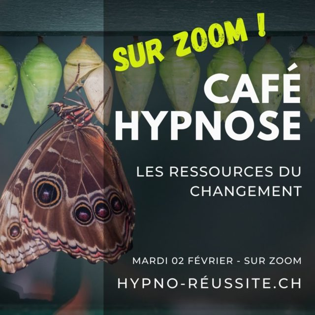 Café Hypnose : Les ressources du changement