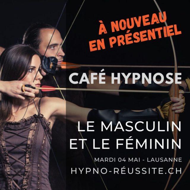 Café Hypnose Masculin et Féminin